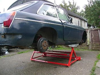 Car Lifts and Car Tilters. CL03-1