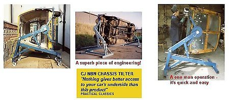 Car Lifts and Car Tilters. CT05-8